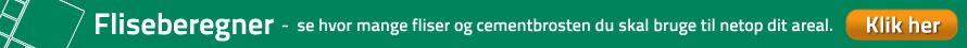Fliseberegner - Se hvor mange fliser og cementbrosten du skal bruge
