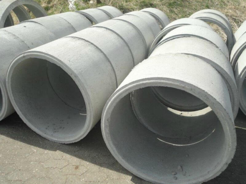 brøndrør beton
