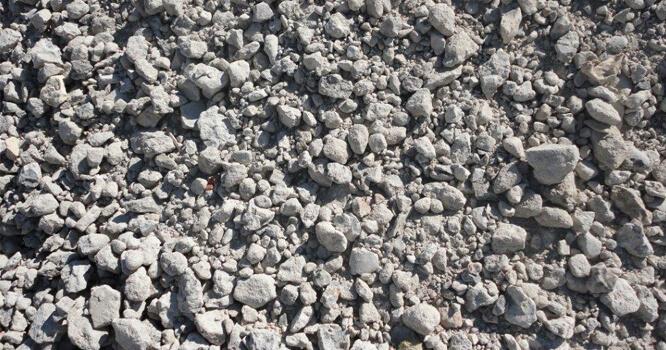 knust beton til mange form l leveres 1550 kg m3 se mere. Black Bedroom Furniture Sets. Home Design Ideas