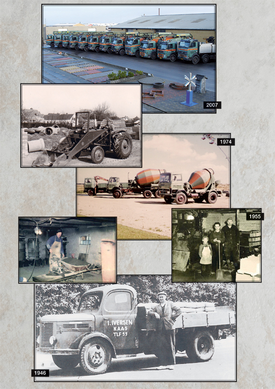 Kp-Beton Historie Pandrup