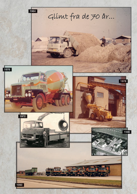 Kp-beton historie
