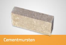 Cementmursten