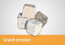 Granitbrosten